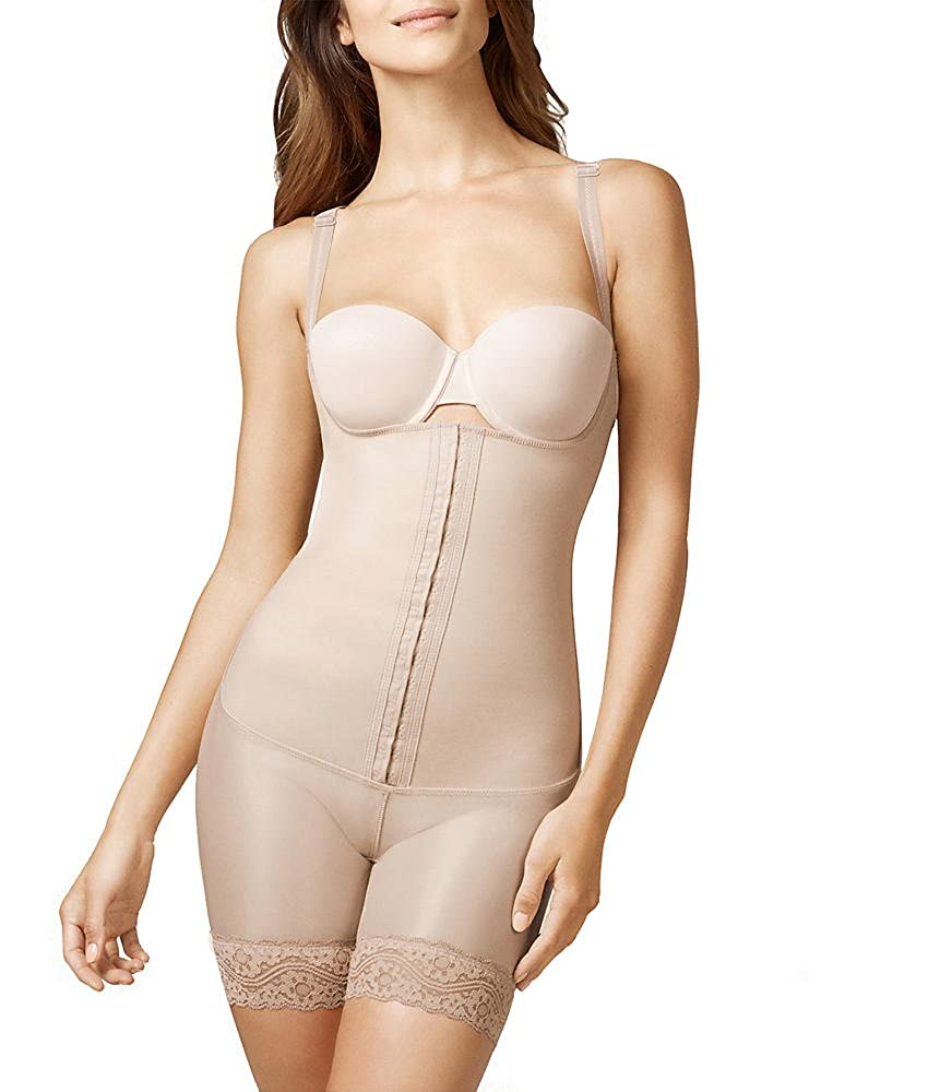 Squeem Womens Sensual Curves Firm Compression Body Suit