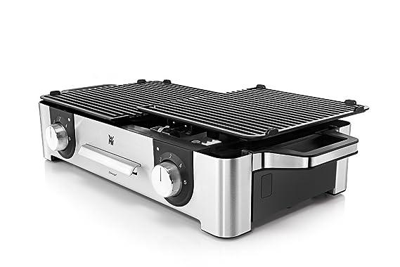 Wmf Elektrogrill 2300 Watt : Amazon wmf lono family grill w getrennt regulierbare