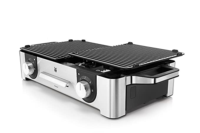 Wmf Kult Elektrogrill : Amazon wmf lono family grill w getrennt regulierbare