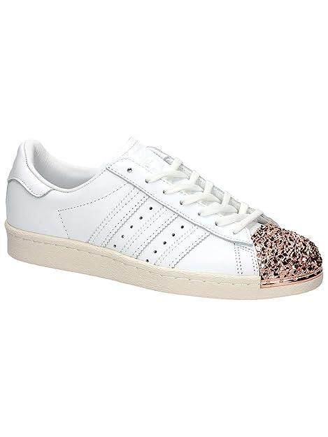 adidas Superstar W Calzado blanco cobre