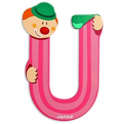 JANOD - Lettre Clown U