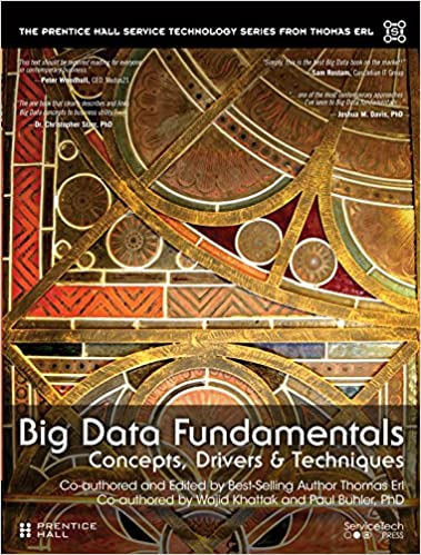 Amazon com: Big Data Fundamentals: Concepts, Drivers