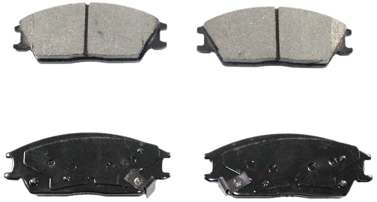 DuraGo BP440 C Front Ceramic Brake Pad Dura International BP440C