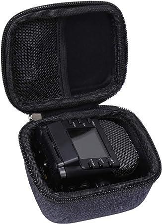 Aproca Hart Schutz Hülle Reise Tragen Etui Tasche Für Zoom Q2n 4k Audio Video Recorder Musikinstrumente