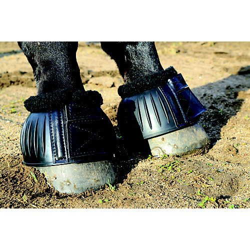 X-Large Professional's Choice Fleece Open Rubber Boots