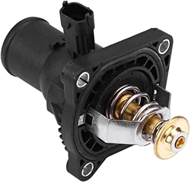 vauxhall engine coolant amazon com terisass 55564891 engine coolant thermostat housing  engine coolant thermostat housing