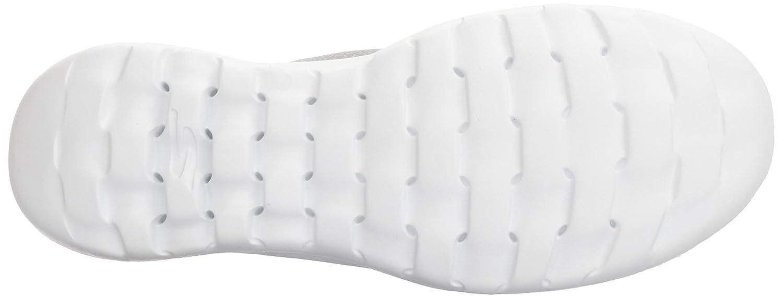 Skechers Damen Go Walk Lite Slip On On On Sneaker Grau (Grau) e5fbcf