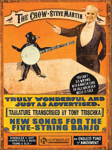 - Steve Martin - The Crow: New Songs for the Five-String Banjo