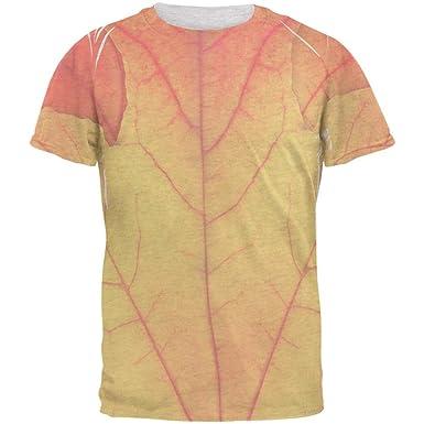 Old Glory Halloween Herbst Herbst Blatt Kostum Herren T Shirt