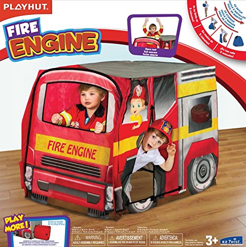sc 1 st  Amazon.com & Amazon.com: Playhut Fire Engine Vehicle: Toys u0026 Games