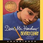 Dear Mr. Henshaw Audiobook by Beverly Cleary Narrated by Pedro Pascal