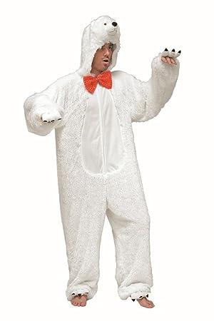 Stekarneval - Disfraz de oso para hombre, talla UK 40 (9950450 ...