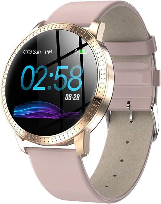 Amazon.com: elecfan CF18 Reloj inteligente HR,1,22 pulgadas ...