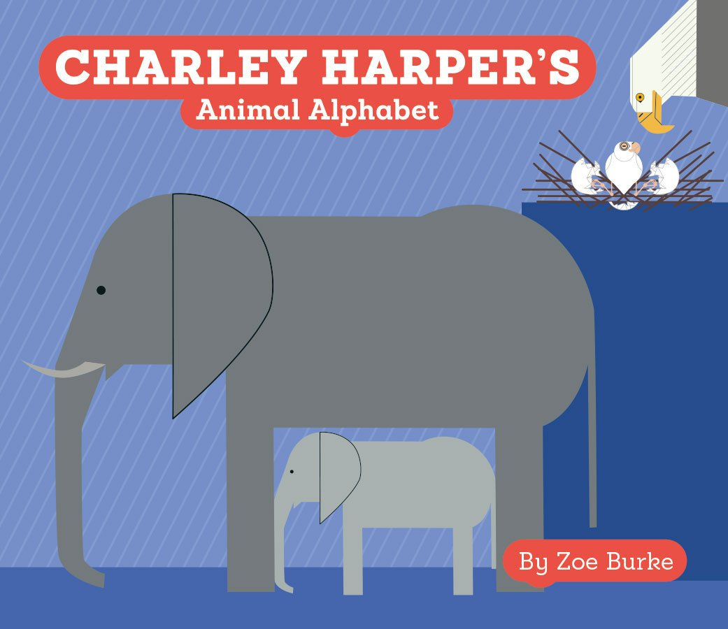 Charley Harper's Animal Alphabet
