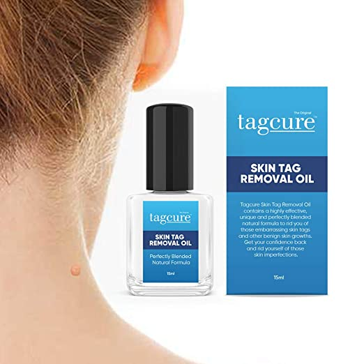 Tagcure Skin Tags Removal Oil - Unique Natural Formula