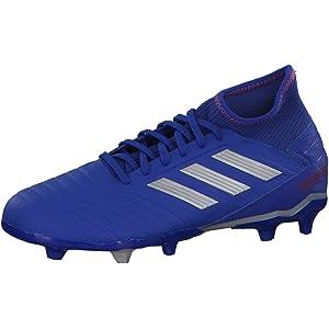 Adidas Predator 19.3 AG - blau/schwarz, Gr. 40 2/3 EU