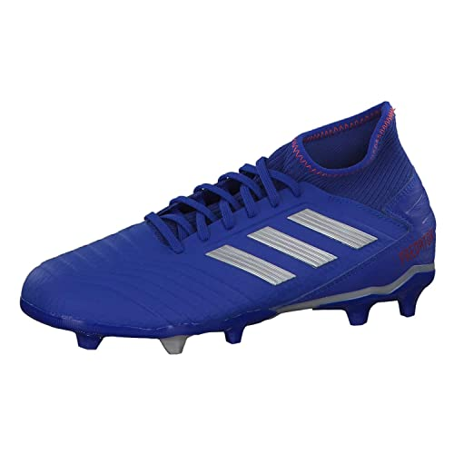 a7c3505115ea3c adidas Men's Predator 19.3 Fg Football Boots, Multicolour (Multicolor 000),  6 UK