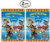 PAW Patrol Party Invitations, 16ct