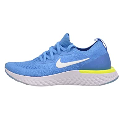 465baee9792b NIKE Kids Epic React Flyknit GS Youth Running Shoes