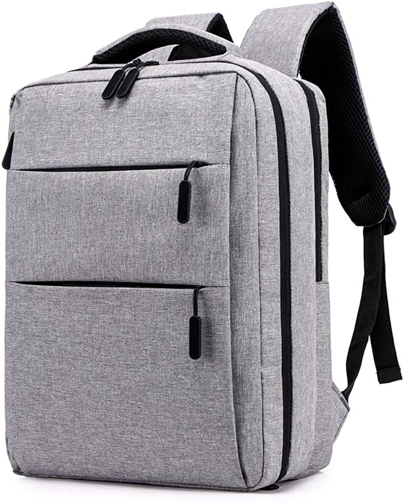 Waterproof Laptop Backpack,with usb Charging Port,180 degree opening Fits 15.6 Inch Laptop, Travelling bag