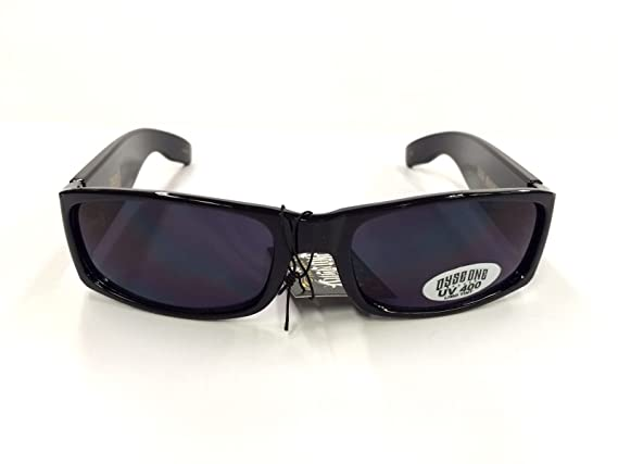 Authentic Dyse One Shades Inked Lost Soul Skull Crying Sunglasses Lentes California Lowrider Locs Style