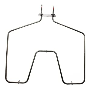 Replacement WB44K10005 Oven Bake Element for General Electric, Hotpoint - Compatible with C2S980SEM1SS, RB526DP1WW, ABS300J1WW, C2S980SEM3SS, C2S980SEM5SS, JBS15M1WW, RB787WH1WW, RB787WC2WW