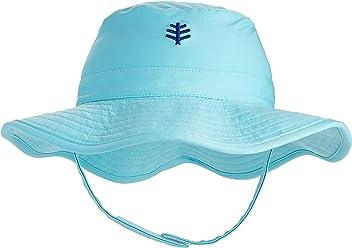 73d3f257bcb Coolibar UPF 50+ Baby Splashy Bucket Hat - Sun Protective