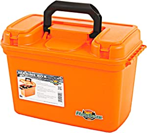 "Flambeau Outdoors 1409 14"" Dry Box - Orange"