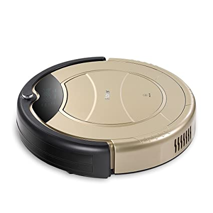 Haier T321 Aspiradora robot Smart Auto Vacuum microfibra de limpieza de polvo limpiador suelos Robot especialmente