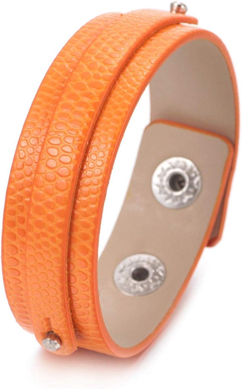 Daawqee Pulseras Charms 15 Colors Handmade Genuine Wrap Charming Male Female Pulsera Black Braided Leather Bracelets Bangles SZ0370
