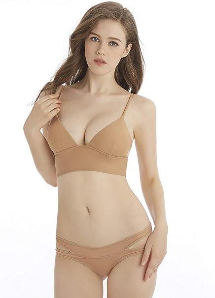 b459277a64 Amazon.com  Women s Sexy Strappy Bikini Beach Swimwear Bathing Suit Padded  Sets Two Piece  Clothing