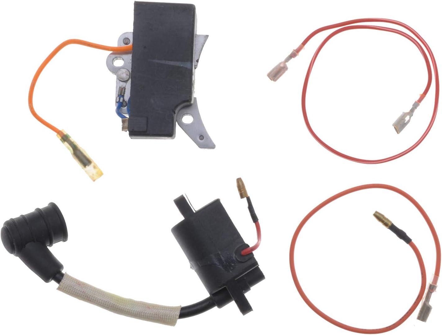 Jeu de 2 bobines dallumage adaptables Shindaiwa remplace A410000010