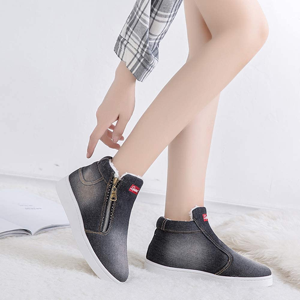 Snow Boots Clothing, Shoes & Jewelry XIANV Warm Winter Boots