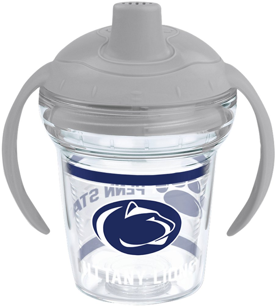TervisタンブラーPenn State Nittany Lions 6oz Sippy Cup withグレー蓋   B01689O3RM