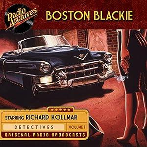 Boston Blackie, Volume 1 Radio/TV Program