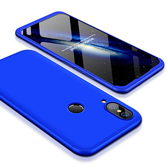 low cost 056a0 8343c Huawei P20 Lite Case, Huawei Nova 3E Case, Ranyi [Full Body 3 in 1] [Slim &  Thin Fit Tightly] [360 Degree Protection] Premium Hybrid Bumper 3 in 1 ...