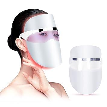 Amazon | ledマスク 赤光エステ ...