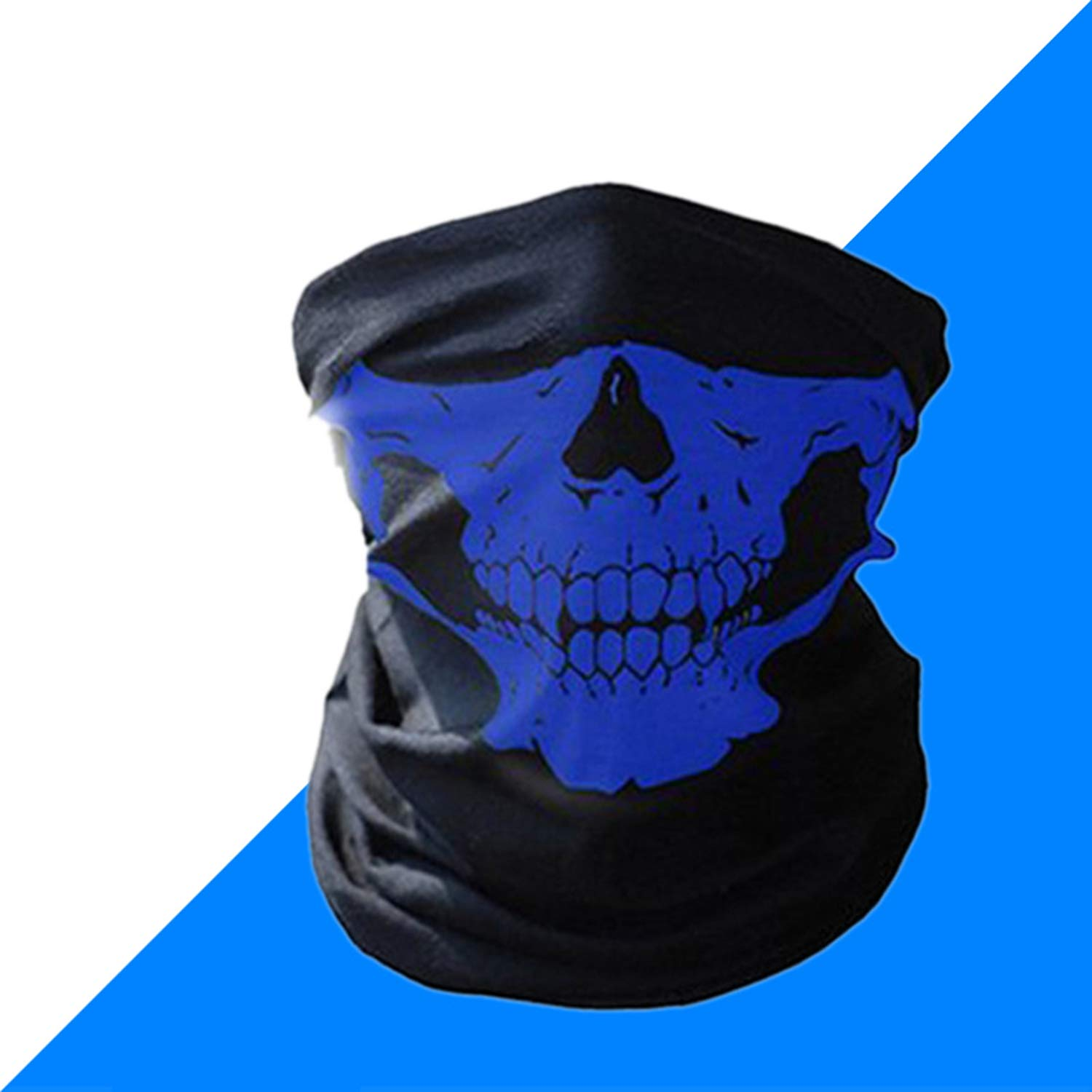 Mask,Fashion Printed Cool Sport Cycling Mask Anti-dust Windproof Neck Guard Scarf Bike Bicycle Riding Face Mask