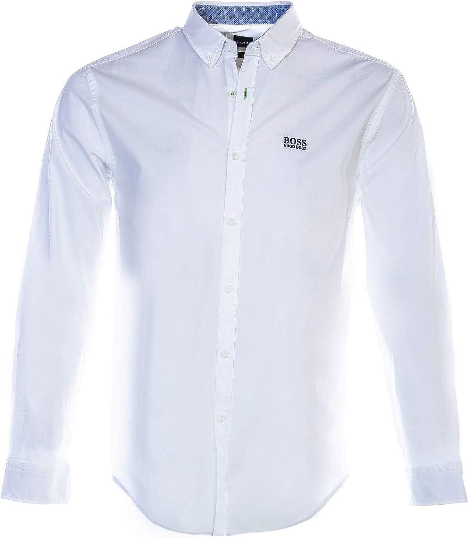 BOSS Biado/_R Shirt in White