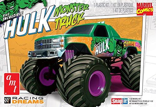 AMT Chevy HULK Monster Truck SNAP Kit