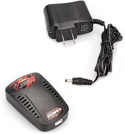 Amazon.com: samloo Generic 7,4 V Lipo cargador de batería ...