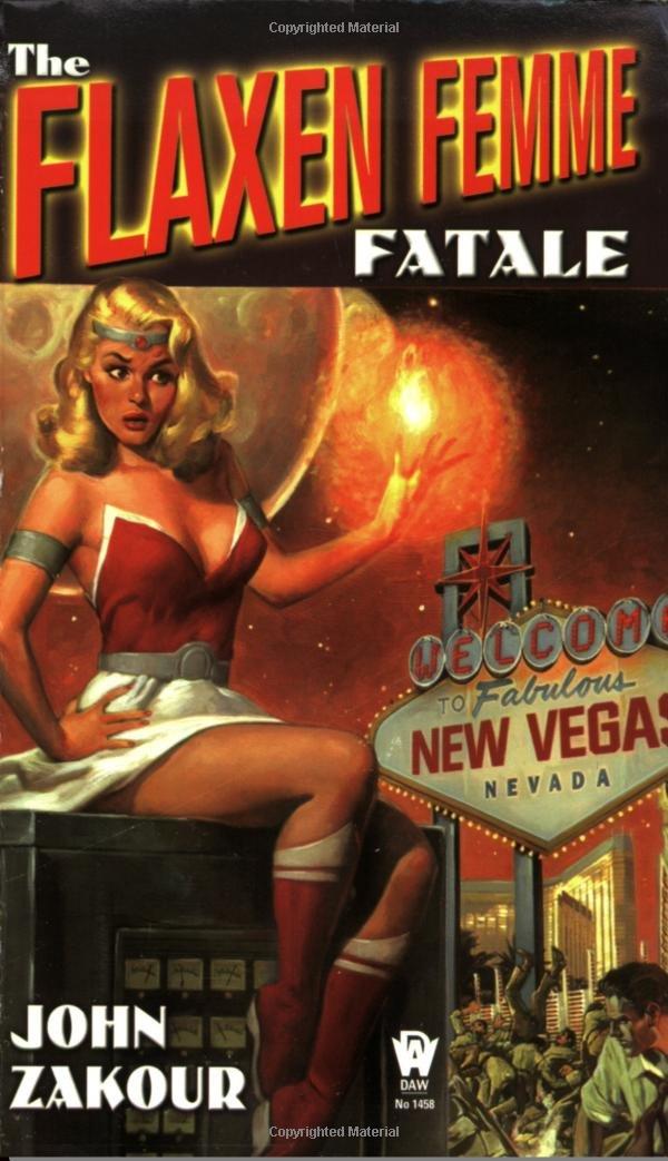 The Flaxen Femme Fatale pdf