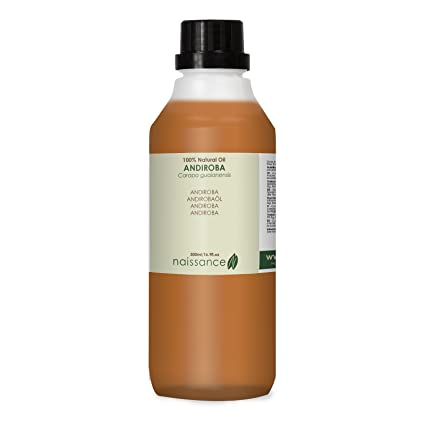 Andiroba - Aceite Vegetal 100% Puro - 500ml
