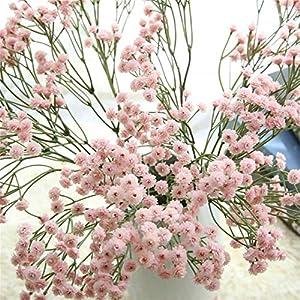 Rvbyjfg Artificial Flower Starry Wedding Decoration Birthday Photo Props Flower Decoration 103