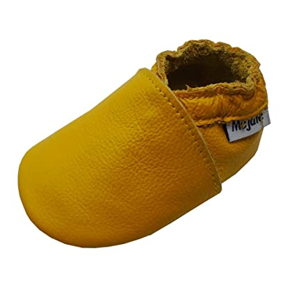 851795781a0 Mejale Baby Boy Shoes Soft Soled Leather Moccasins Heart Infant Toddler Pre- walker(12-18 months