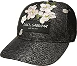 Dolce & Gabbana Men's Jacquard Baseball Cap Multi 59 (US LG)