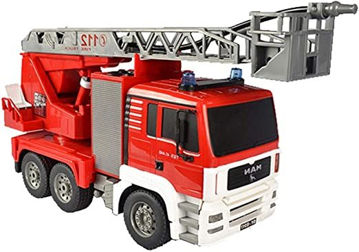 Amazon.com: TBFEI RC 1:20 vehículo de ingeniería de coche ...