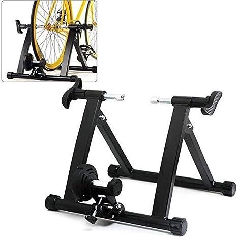 FDSAG Rodillo Entrenamiento De Bicicleta Acero Indoor Ejercicio ...