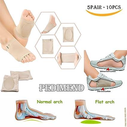 pedimendtm soporte de pie soporte de arco con Confort Gel ...
