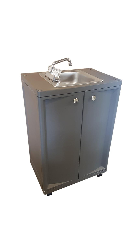 amazon com foot pump portable sink model psf 101 home improvement